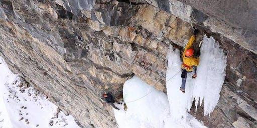 Trad Mixed Climbing with Raphael Slawinski- Saturday, January 4 10:00 am
