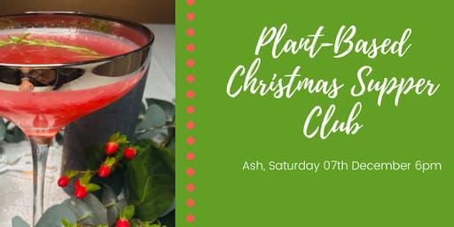 Plant-Based Christmas Supper Club