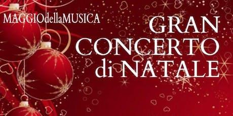 Gran Concerto di Natale presso Chiesa della Ascensione a Chiaja biglietti
