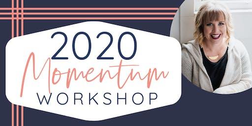 2020 Momentum Workshop