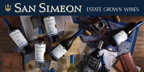 San Simeon Winery Tasting tickets