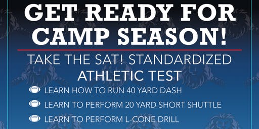 Camp Ready Camp (Hoover, AL  Combine)