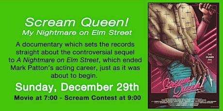 Scream Queen! My Nightmare on Elm Street documentary tickets