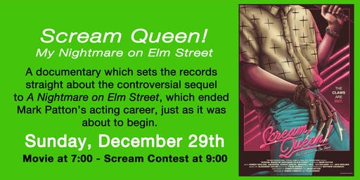 Scream Queen! My Nightmare on Elm Street documentary