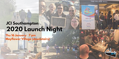 JCI Southampton 2020 Launch Night