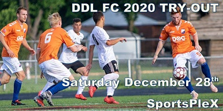 Dayton Dutch Lions 2020 TRY-OUTS! tickets