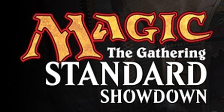 Standard Showdown Magic the Gathering tickets