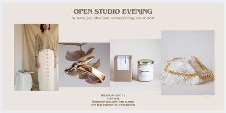 Open Studio Evening tickets