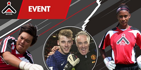 ERIC STEELE FEBRUARY HALF TERM GOALKEEPER CLINIC IN WORMLEY tickets