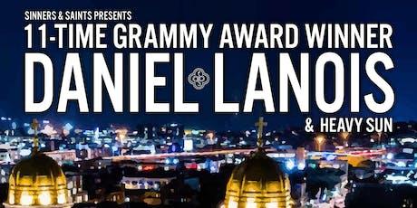 Sinners & Saints presents Daniel Lanois tickets