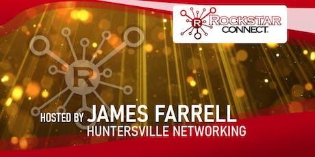 Free Huntersville Rockstar Connect Networking Event (January, near Charlotte) tickets