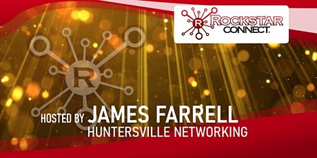 Free Huntersville Rockstar Connect Networking Event (January, near Charlotte) tickets