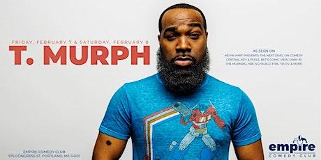 T.Murph tickets