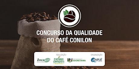 Lançamento do 1º Concurso da Qualidade do Café Conilon de Sooretama ingressos