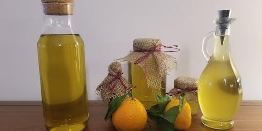 Natural Liquid Soap Making Workshop