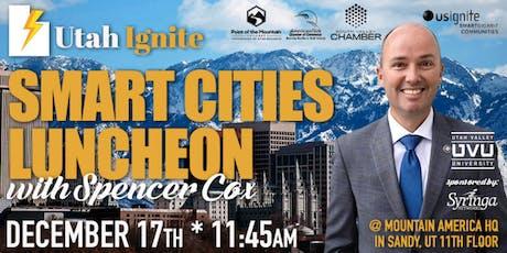 Smart Cities Luncheon tickets