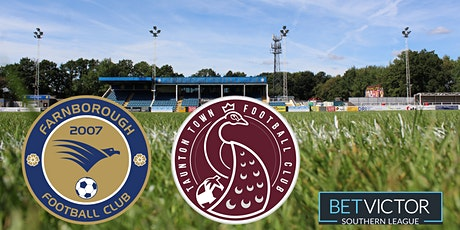 Farnborough v Taunton Town tickets