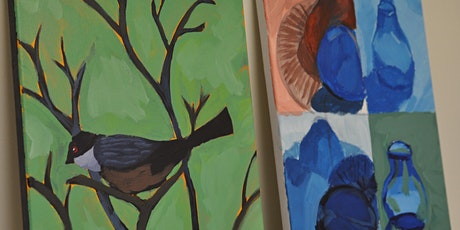 Expressions in Painting 6-week Artist Series tickets