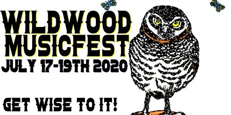 Wildwood MusicFest & Campout 2020 tickets