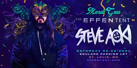 The Effen Tent on Mardi Gras 2020  tickets