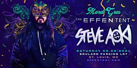 The Effen Tent on Mardi Gras 2020  tickets