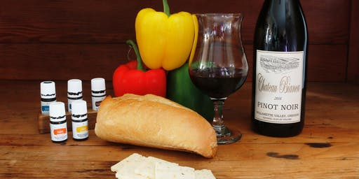 Wine & Dine with Essential Oils