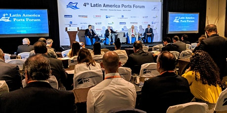 Postponed - 5th Latin America Ports Forum 2020 - Port Everglades tickets