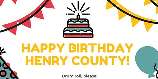 Henry County Birthday Celebration