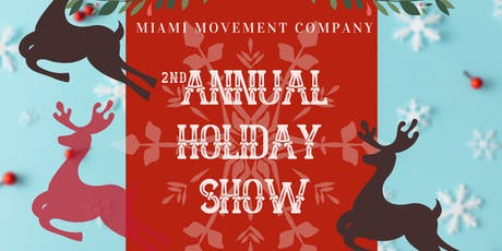 MMC 2nd Annual Holiday Show tickets