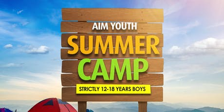 AIM Youth Summer Camp tickets