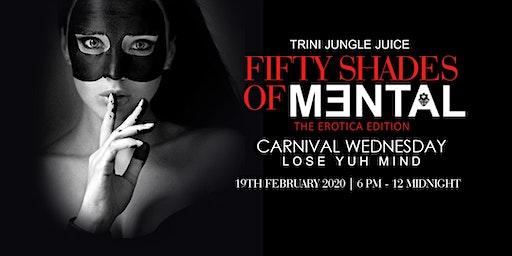 MENTAL: Trini Jungle Juice Premium Drinks Inclusive | Trinidad Carnival 2020