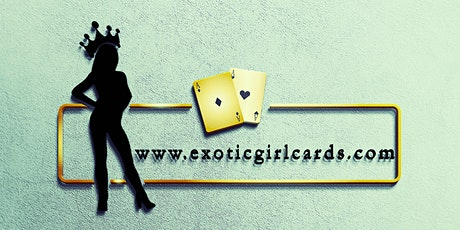 Exotic Girl Cards Website Video Promo tickets
