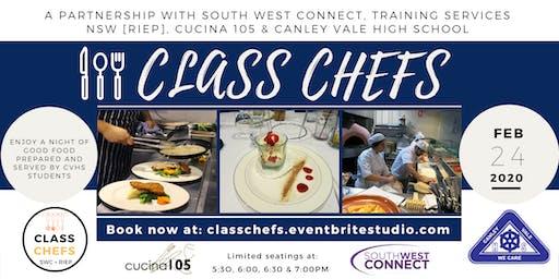 CVHS Class Chefs