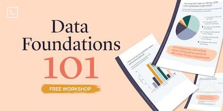 Data Foundations 101 - Demystifying Data Science tickets
