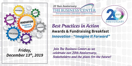 2019 TBC Best Practices in Action Awards and 20th Anniversary Breakfast tickets