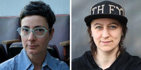 Spot talks: Laura Taler and Cara Tierney tickets