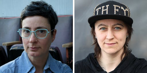 Spot talks: Laura Taler and Cara Tierney