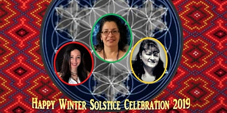 Winter Solstice Celebration with Judith, Rosangel & Irma  tickets
