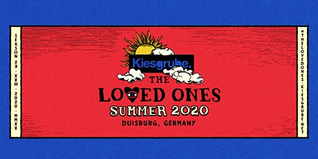 Kiesgrube 2020 - The Opening Tickets