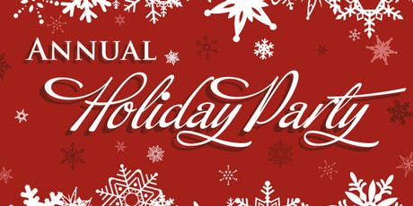 Annual Holiday Party - 2019 tickets