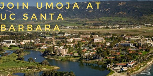 Chaffey College Umoja- UC Santa Barbara Trip