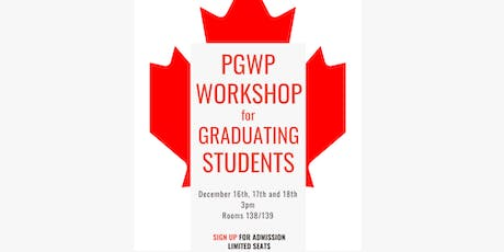 PGWP Workshop - Fairleigh Dickinson University tickets