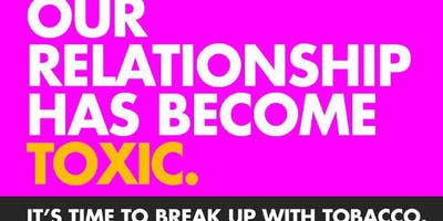 Break up with Smoking - Quit Smoking in 3 hours