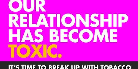 Break up with Smoking - Quit Smoking in 3 hours tickets