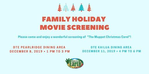 Kailua: Free Holiday Movie Screening