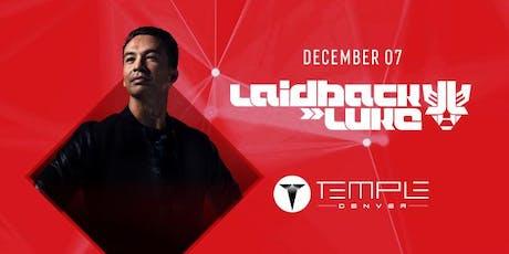 Laidback Luke tickets