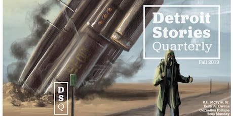 Detroit Stories Quarterly release event - Fall 2019 issue tickets