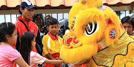 Chinese New Year Family Fitness tickets