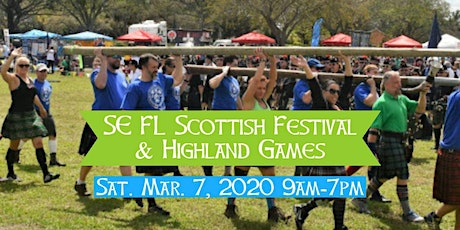37th Annual Southeast Florida Scottish Festival & Highland Games tickets