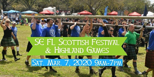 37th Annual Southeast Florida Scottish Festival & Highland Games